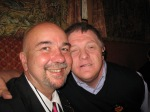 Aaron and Gary B at his 50th Birthday party