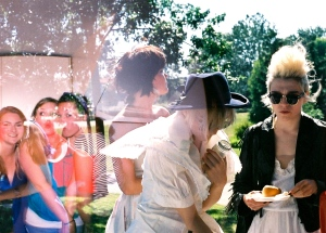 Using Double Exposures is a really cool way to bond witha friend.