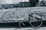 Much can come - even from a broken bicycle.